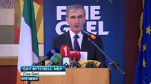 Nine News: Gay Mitchell to contest presidential election