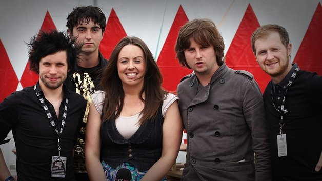 Bipolar Empire with RTÉ TEN's Suzanne Byrne