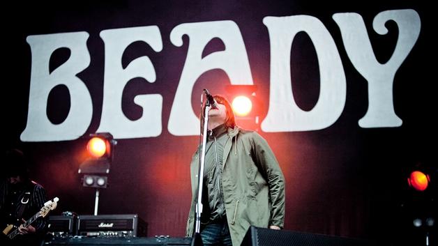 Beady Eye Photo: Peter Neill