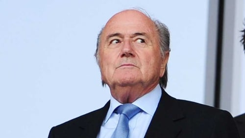 Long-serving FIFA president Sepp Blatter continues to court controversy