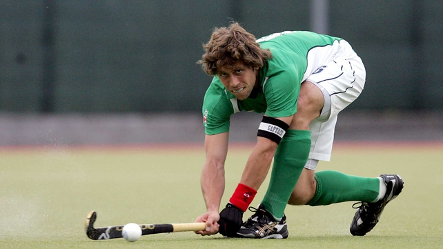 Ronan Gormley and Ireland face their Olympic qualifier next month