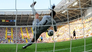 Hope Solo has been hit with a six month suspenion