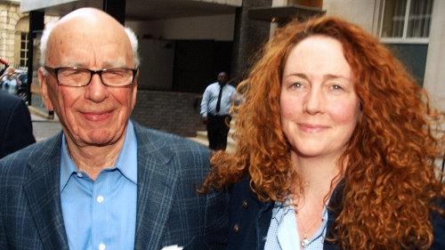 Rupert Murdoch & Rebekah Brooks - Asked to appear before MPs