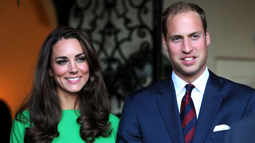 The Old Bailey heard that Kate Middleton and Prince William's phones were hacked