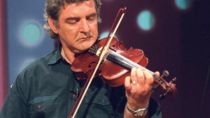 Fiddle player Tommy Peoples died last Saturday, aged 70
