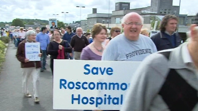 Protests - Locals furious over emergency dept decision