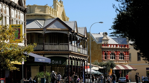 Fremantle - Port city in Western Australia