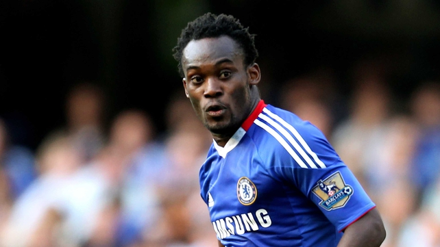 Michael Essien will exit Stamford Bridge to improve his World Cup hopes