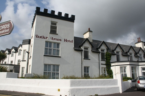 The Butler Arms in Waterville