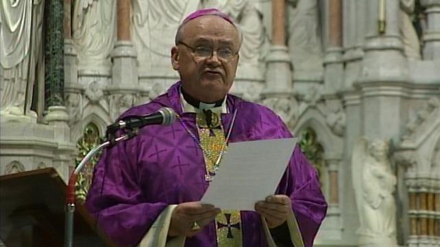 Bishop John Magee