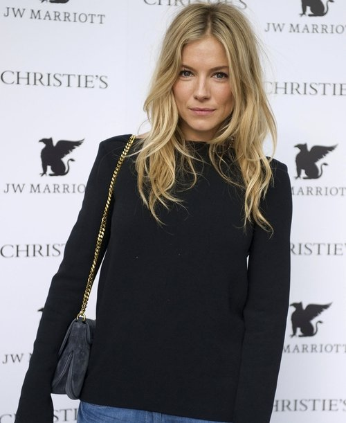 Sienna Miller is reportedly expecting with boyfried, actor Tom Sturridge
