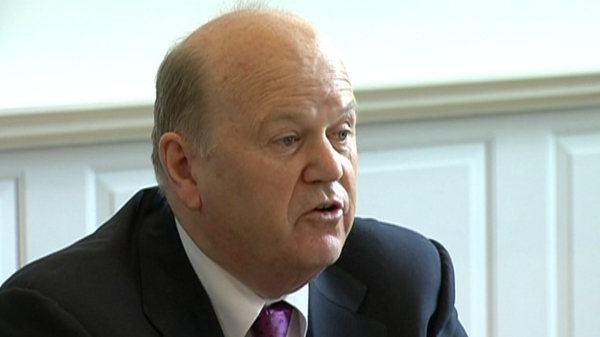 Michael Noonan said the Government would go beyond €3.6bn in Budget cuts if it needed to