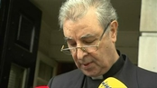 RTÉ.ie Extra Video: Papal Nuncio statement after Gilmore meeting
