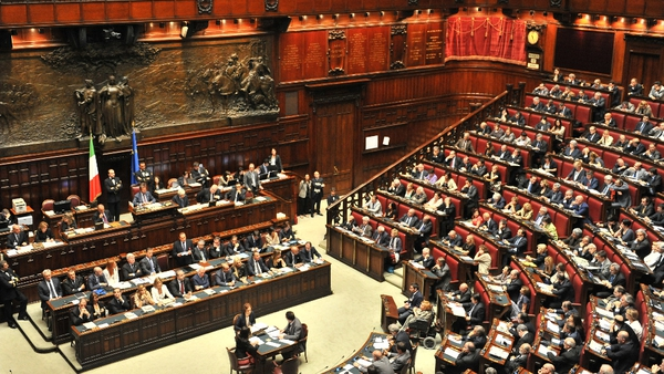 New government expected in Italy by Monday