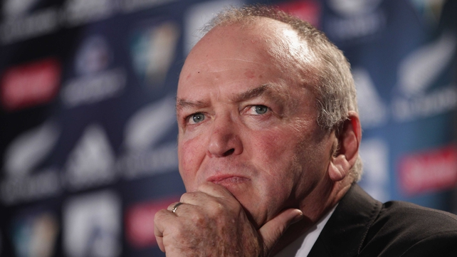 Graham Henry has predictably retained the side that crushed Australia five days ago