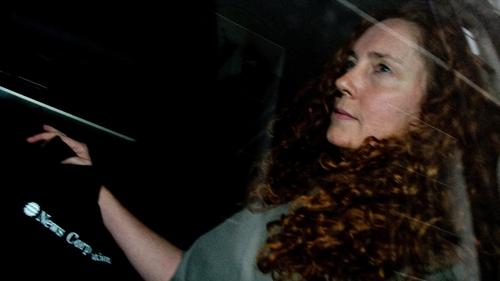 Rebekah Brooks - Arrested this afternoon