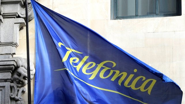 Telefonia's Q1 sales dropped 13.5% to €12.232 billion