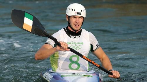 Eoin Rheinisch: K1 canoe slalom