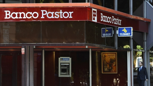 Spain - Banco Pastor failed stress tests taken by the EU