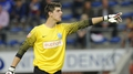 Uncertainty over Courtois as Atletico sign keeper