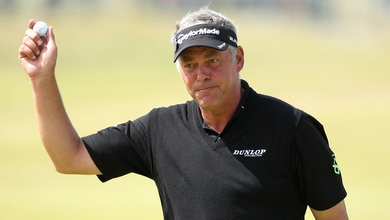Clarke on his way to his first major?