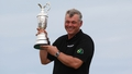 Clarke claims the Claret Jug