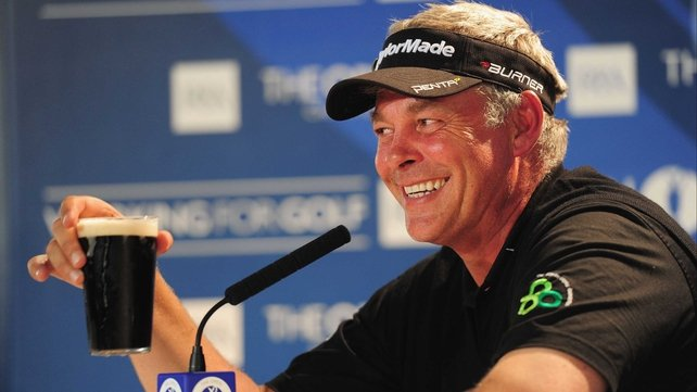 From the island of major winners - Darren Clarke's drought is well and truly over