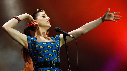Imelda May: enjoying motherhood for the first time