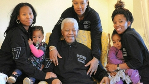 Nelson Mandela celebrated his 94th birthday in July 2012