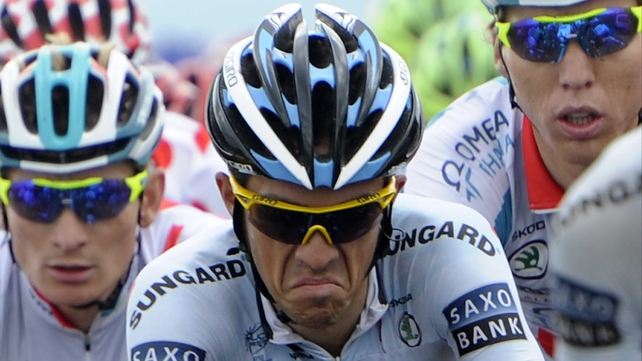 Alberto Contador has been suspended for two years and stripped of his 2010 Tour de France title