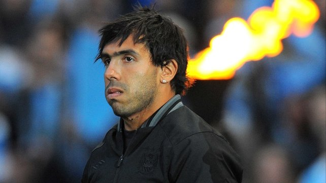 Carlos Tevez - Corinthians disagree with Manchester City boss Roberto Mancini's version of events