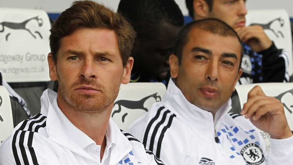 Andre Villas-Boas - Happy with current Chelsea squad