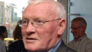 Seán Garland died at the age of 84