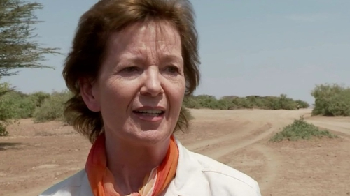 Mary Robinson said there needed to be a change in mindset