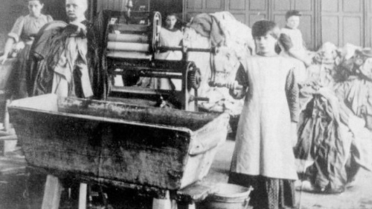 Magdalene Laundries report