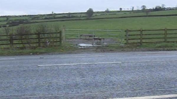 Donegal scene of crash