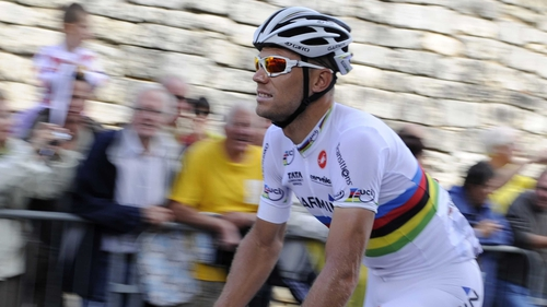 Thor Hushovd won't be at London 2012