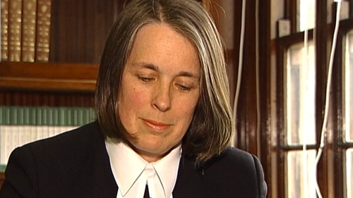 Justice Susan Denham said serious delays to hear Supreme Court appeals impact on the economy