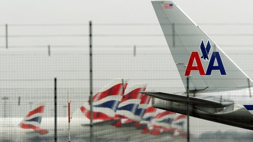 American Airline flight AA55 made two unscheduled stops at Dublin Airport