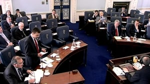 The Seanad held a two-hour debate on the motion
