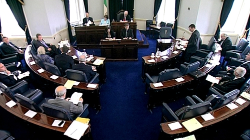 There were calls for reform of the Seanad during a debate on the abolition of the upper house