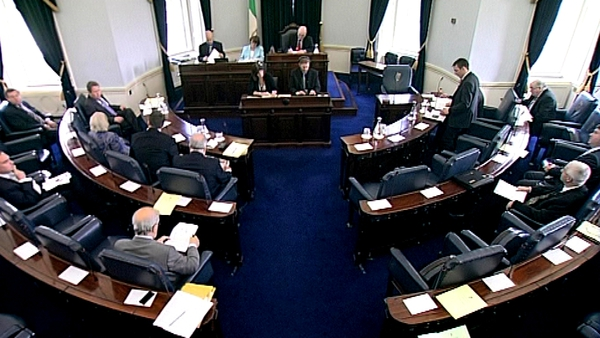 Six days have been set aside for the passage of the Protection of Life During Pregnancy Bill through the Seanad