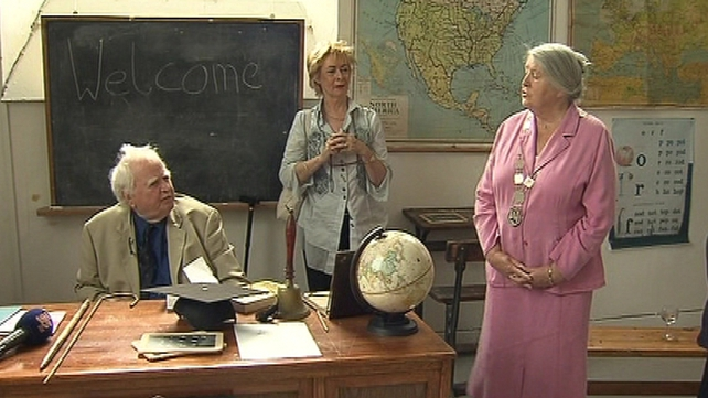Limerick - Museum opened at Leamy's School