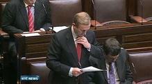 Nine News: Dáil passes motion on Cloyne report