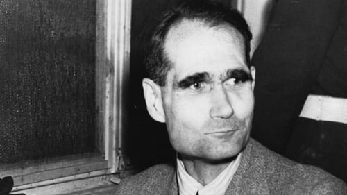 Rudolf Hess - Grave to be destroyed