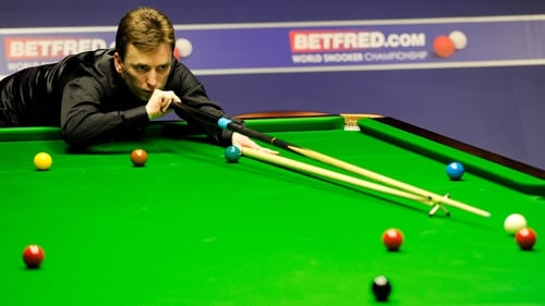 Ken Doherty is in the quarter-finals of the Welsh Open