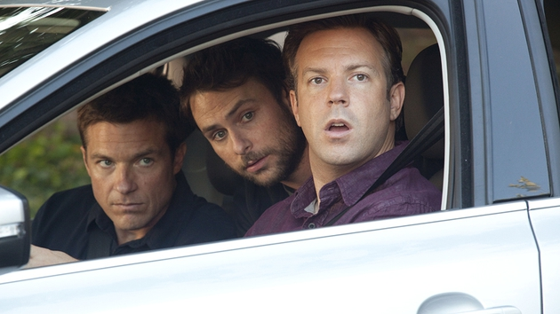 A still from 2011's Horrible Bosses
