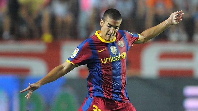 Oriel Romeu - Spanish midfielder set to move to Chelsea