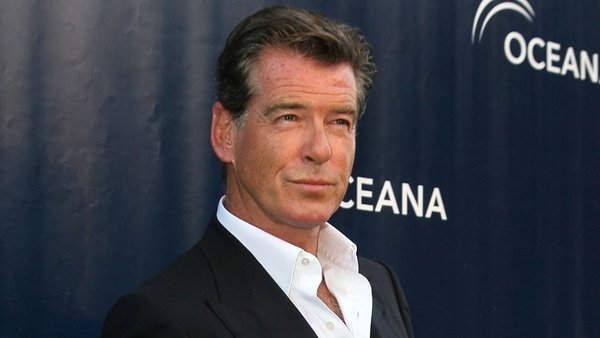 Pierce Brosnan - to re-team with Dominic Cooper