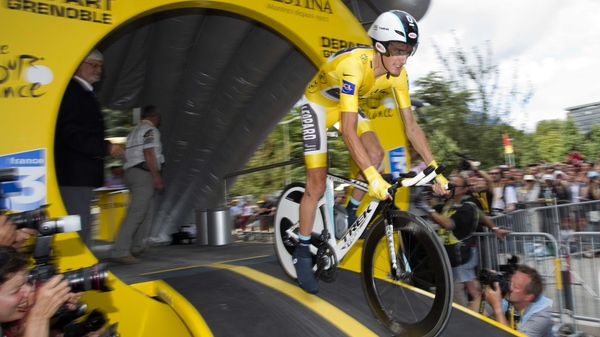 Andy Schleck was awarded the 2010 Tour de France after Alberto Contdor was stripped of the title for doping